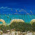 A Day At The Beach by Liz Zahara
