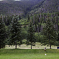 A Day At The Park In Vail by Madeline Ellis