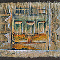 A Door In Compostela1982 by Glenn Bautista
