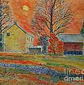 A Dover Pennsylvania Farm by Donald McGibbon