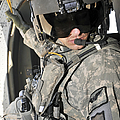 A Flight Medic Conducts A Daily by Stocktrek Images