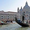 A Float In Venice by Bob Davis