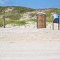 A Full Service Beach by Roena King