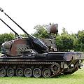 A Gepard Anti-aircraft Tank by Luc De Jaeger