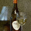 A Glass For Dinner by Donna Bentley