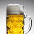 A Glass Mug Of Beer by Dual Dual