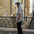 A Gondolier In Venice by Madeline Ellis