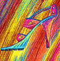 A High Heel by Kenal Louis
