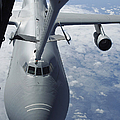 A Kc-10 Extender Prepares To Refuel by Stocktrek Images
