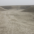 A Large Wadi Near Kunduz, Afghanistan by Terry Moore