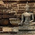 A Little Buddha by Bob Christopher