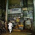 A Lobby In Mumbai by Valerie Rosen