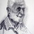 A Man by Aileen Markowski