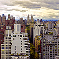 A Manhattan View by Madeline Ellis