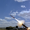 A Mim-104 Patriot Anti-aircraft Missile by Stocktrek Images