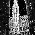 A Night On The Grand Place by Fernando Margolles