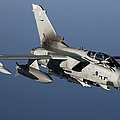 A Panavia Tornado Gr4 Of The Royal Air by Gert Kromhout