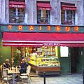 A Paris Bistro by Tom Reynen