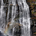 A Piece Of Whitewater Falls by Lydia Holly