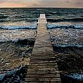A Pier In The Water by Nathan Lau