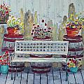 A Porch In Alaska by Dee Carpenter