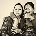 A Portrait Of Good Friends by Valerie Rosen