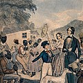 A Pro-slavery Portrayal by Everett