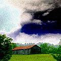 A Rainy Afternoon by Nina Fosdick
