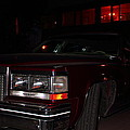 A Red Cadillac by Ion Para