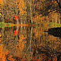 A Reflection Of October by Karol Livote