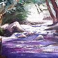 A River Runs Through by Linda Scott