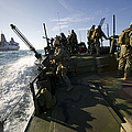 A Riverine Squadron Conducts Security by Stocktrek Images