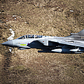 A Royal Air Force Tornado Gr4 by Andrew Chittock