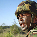 A Royal Brunei Land Force Soldier by Stocktrek Images