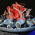 A Seafood Orgy by Dave Mills