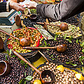 A Selection Of Olives Sit by Taylor S. Kennedy