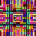 A Sense Of Squares by Mario Carini