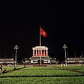 A Serene Ho Chi Minh Mausoleum by Shaun Higson