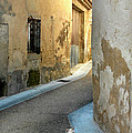 A Sidestreet In Provence by Dave Mills