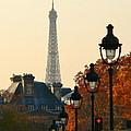 A Slice Of Paris by Eric Tressler