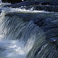A Small Waterfall by David Chapman