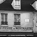A St Pierre De Montmartre In Paris by Greg Matchick