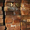 A Stack Of Bricks by Joel Sartore
