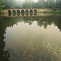 A Stone Bridge Built By The Civilian by Stephen Alvarez