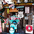 A Stop Along Route 66 by Diane Wood
