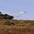A Tow Missile Is Launched From An by Stocktrek Images
