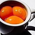 A Triple Eggspresso by Hakon Soreide