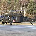 A U.s. Army Uh-60l Blackhawk by Timm Ziegenthaler
