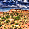 A Utah Landscape by Jarrod Erbe