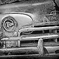 A Vintage Junk Plymouth Auto by Randall Nyhof